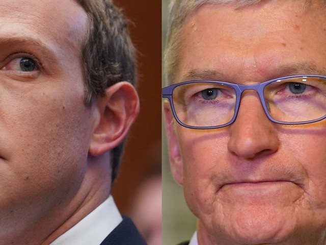 Apple's battle with Facebook comes down to privacy, but the iPhone maker has a conflict of interest issue of its own