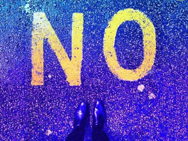 9 CEOson how to say 'no' effectively
