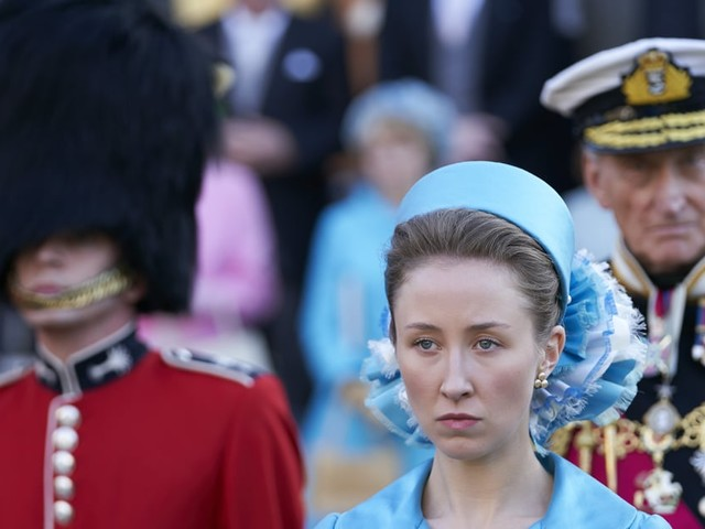 The Crown: Princess Anne and Camilla's Love Triangle Is Straight Out of a Soap Opera