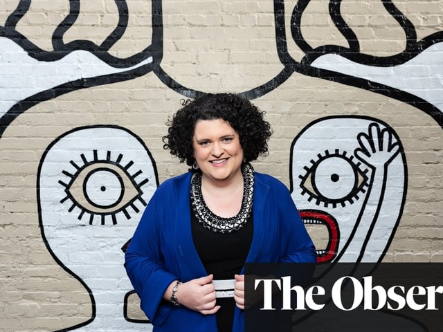 Internet linguist Gretchen McCulloch: 'I'm still figuring out what's going on with the comma ellipsis'