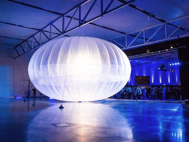 Alphabet Permanently Grounds Loon, the Internet Balloon Company