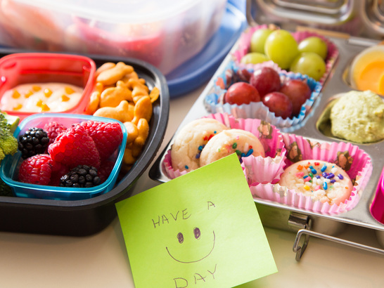 Sick of PB&J? Try These Easy and Creative School Lunch Ideas