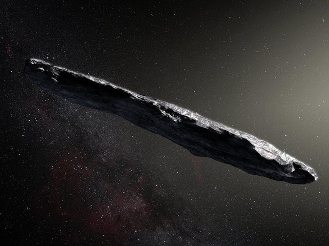 The mysterious asteroid that just visited our Solar System looks so weird