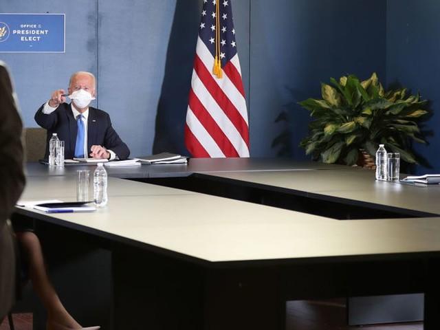 Joe Biden reprimands reporter while dodging 'completely valid' question on schools closing