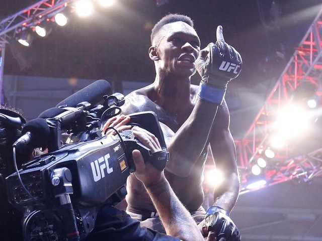 A Nigerian fighter is being hailed as the new Conor McGregor because of his showmanship, flashy fight style, and new-found championship status