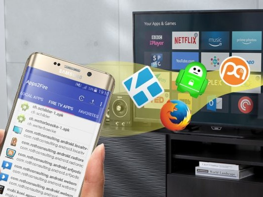 How to Sideload Apps Onto Your Amazon Fire TV Stick