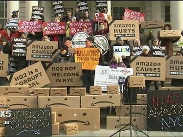 """""""I Hope They Learn"""" - Seattle Council Members Warn NY Over Amazon Impact"""