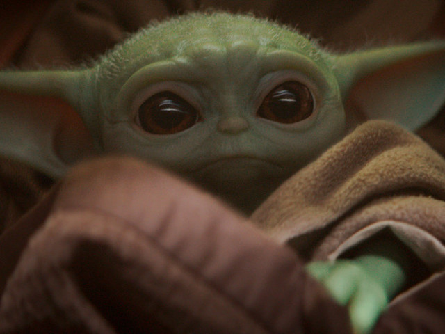 Baby Yoda Is Your God Now
