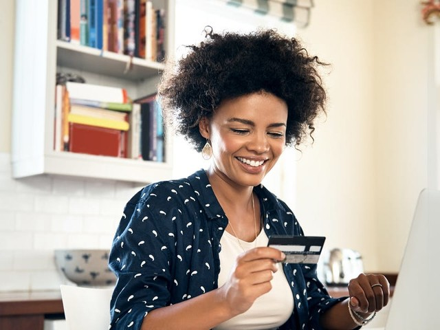 By using a rewards credit card to pay my taxes, I earn more than 40,000 points each year