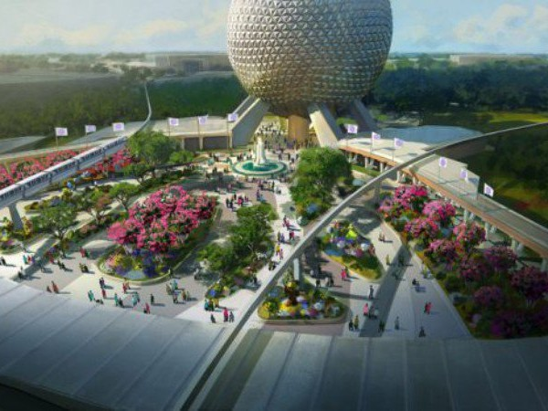 Exciting Epcot Announcements Happening at the D23 Expo 2019