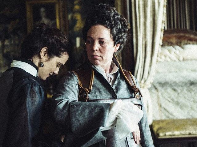 'The Favourite' reigns over BAFTA nominations