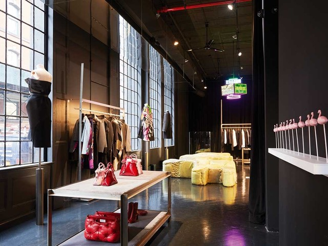 Maison Margiela opens SoHo concept store