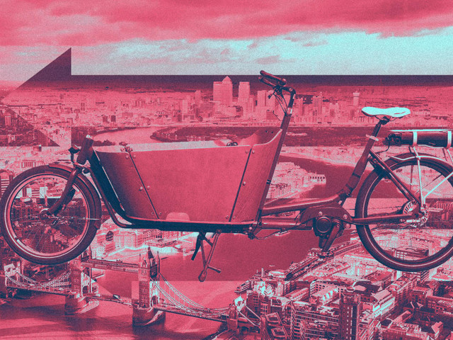 This program will pay business owners to ditch their vans for an electric cargo bike