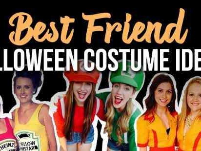 30 Clever Best Friend Halloween Costumes To Wear To Your Next Halloween Party