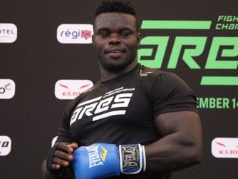 Massive Senegalese wrestling champ Oumar Kane set for MMA debut