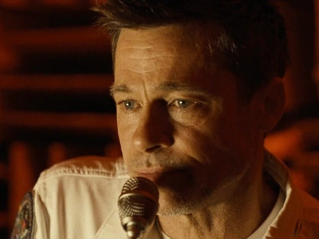Watch the New Trailer for Brad Pitt in Space Movie Ad Astra