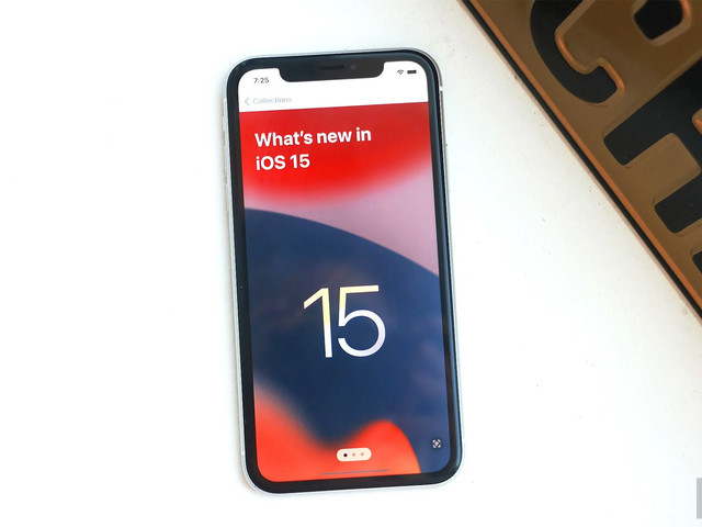 iOS 15 is now available