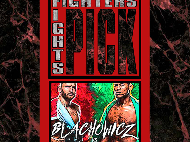 Jan Blachowicz vs Jacare Souza - UFC Sao Paulo - Fighters Pick Fights