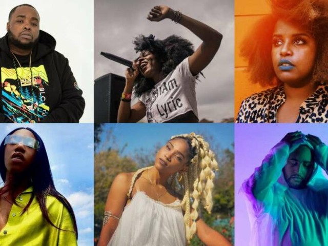 These black artists are the sound of Houston