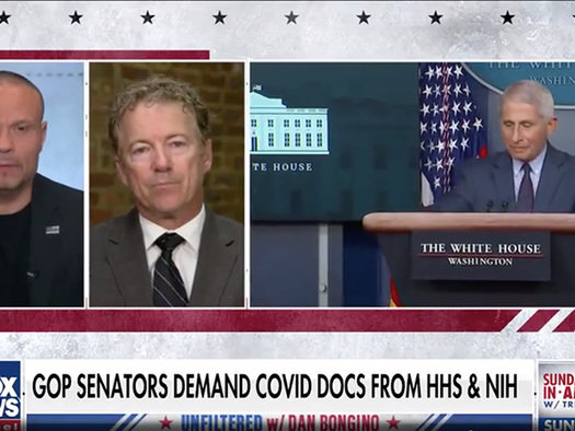 "Rand Paul: Coronavirus ""In All Likelihood, Came From The Lab"""
