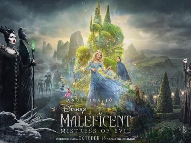 New Artwork Released for 'Maleficent: Mistress of Evil'