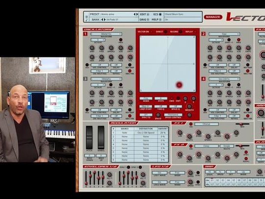 Rob Papen Vecto Synth For Any DAW