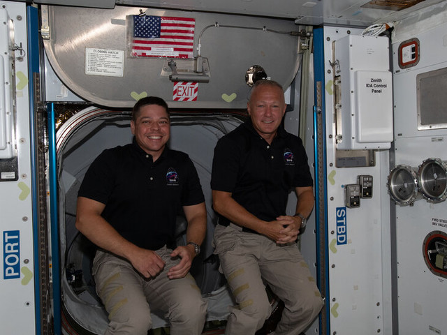 SpaceX Crew Dragon to Bring 2 NASA Astronauts Home