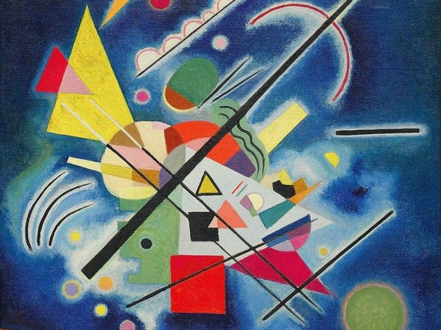 The Evolution of Kandinsky's Painting: A Journey from Realism to Vibrant Abstraction Over 46 Years