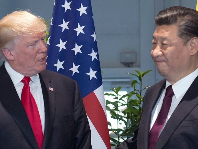Trump reportedly may blacklist Chinese surveillance giant Hikvision, indicating the trade war is shifting from sweeping tariffs to direct attacks. That has traders nervous.