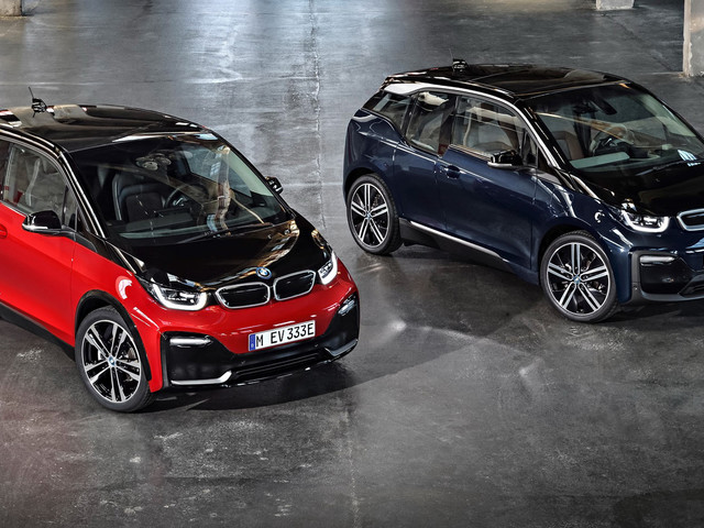 BMW To Keep The i3 In Production Until 2024, Most Likely With Upgraded Battery
