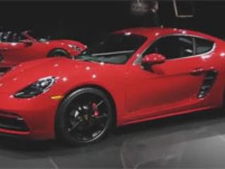 Motor News: 2017 LA Auto Show