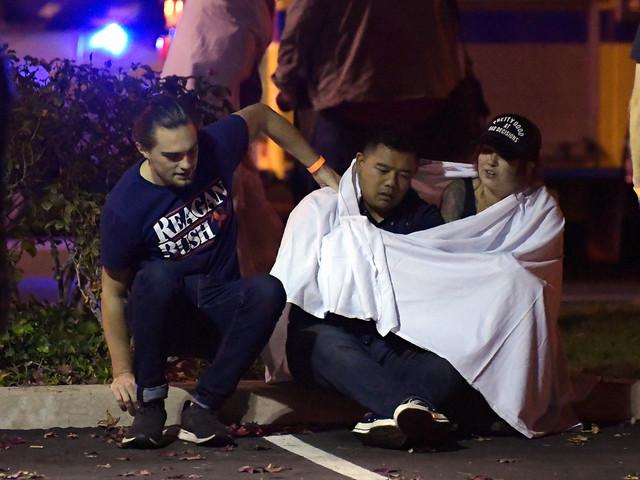 Marine combat veteran kills 12 in rampage at California bar