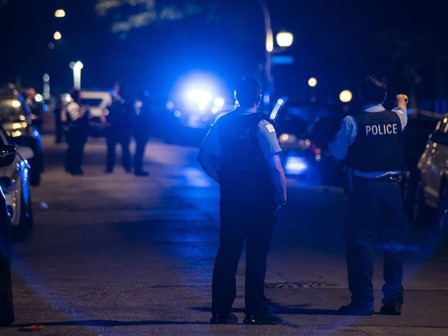 Violence sweeps U.S. as 'systemic liberalism' handcuffs police