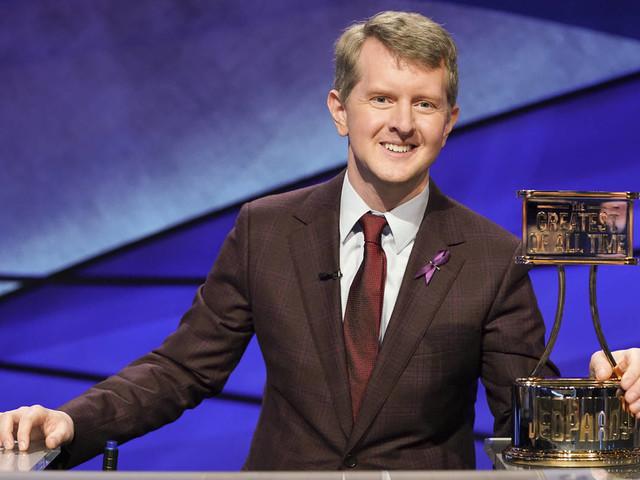 Ken Jennings tabbed to be 1st interim 'Jeopardy!' host