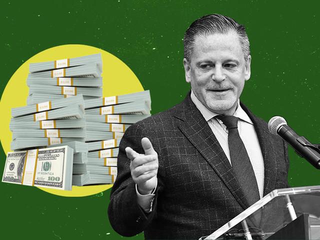 Mortgage mogul Dan Gilbert sees net worth quicken to $34B