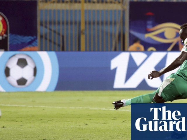 Africa Cup of Nations: Senegal's Sadio Mané scores two after missing penalty