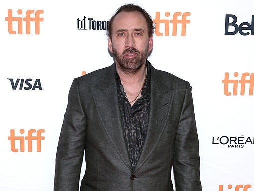Nicolas Cage is in talks to play himself in upcoming meta drama