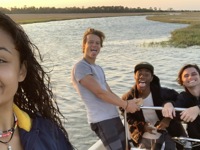 Who Will Kiara End Up With On 'Outer Banks'? Madison Bailey Has Thoughts — EXCLUSIVE