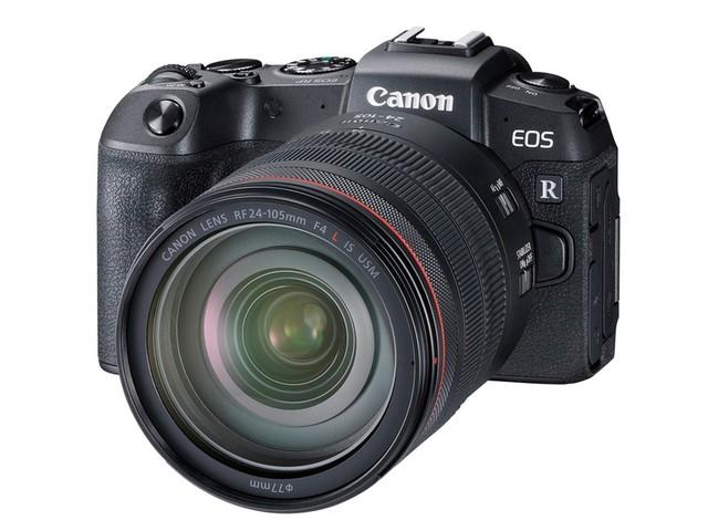 Canon EOS RP Full-Frame Camera Officially Announced