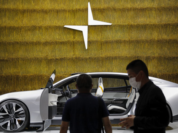 Geely's new EV plant in China will build premium Polestar cars
