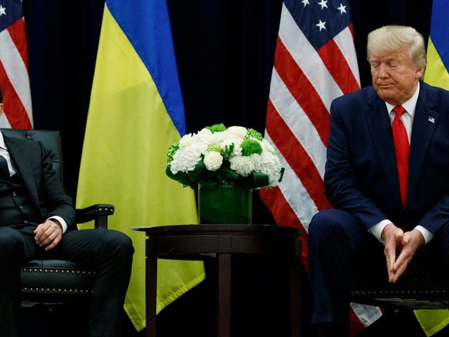 Over 500 law professors say Trump engaged in 'impeachable conduct' in his dealings with Ukraine
