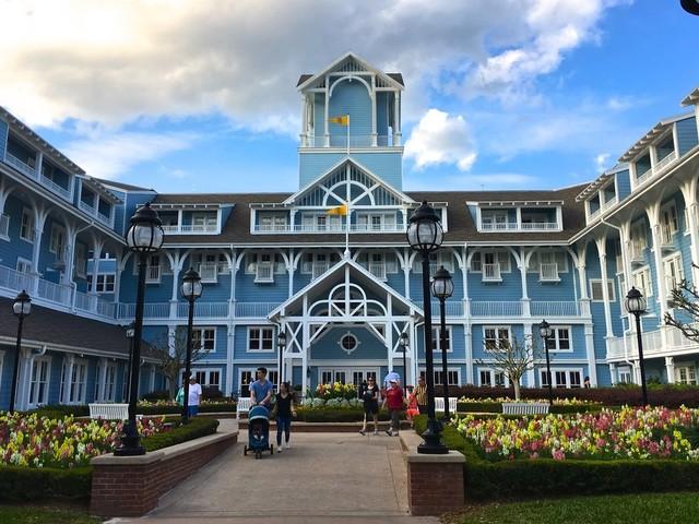 Each Disney Vacation Club Resort Has Its Perks