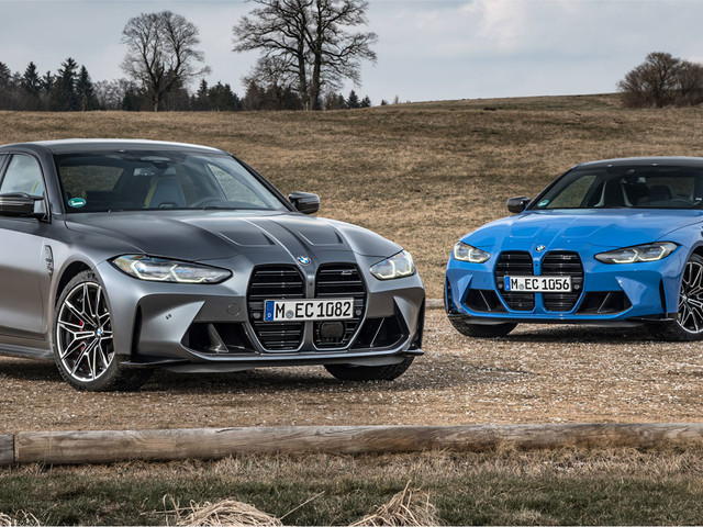 BMW M3 And M4 Competition Gain xDrive This Summer, Will Hit 62 MPH In Just 3.5 Seconds