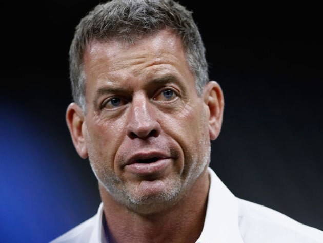 Troy Aikman Rips Doug Gottlieb's Criticism Of Andrew Luck's Retirement: 'What Qualifies You To Decide How Someone Should Live Their Life?