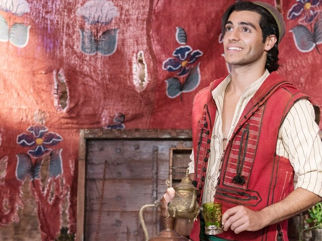 Excuse Me, Why Is the New Aladdin Wearing a Shirt?