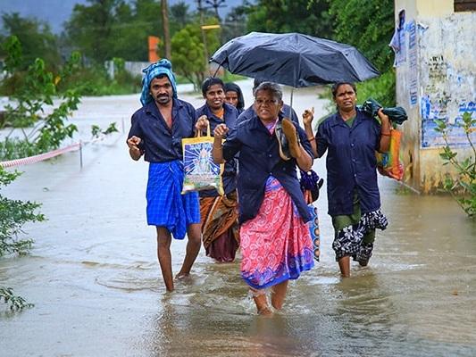 Rain Hammers Karnataka, Red Alert In Parts Of Kerala: 10 Points