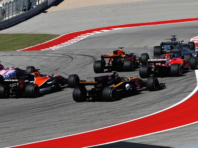 Formula One announces 2018 race schedule; Brazil security issue raised