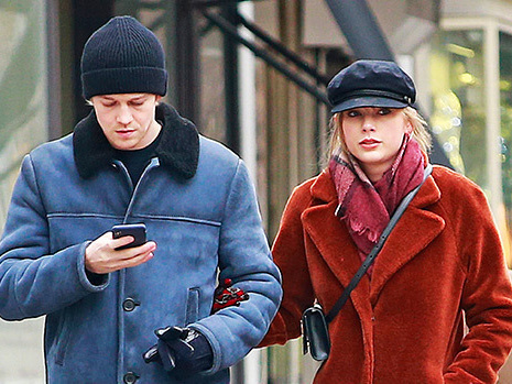 Taylor Swift Reveals Why She & Joe Alwyn Don't Talk About Relationship Publicly: It 'Isn't Up For Discussion'