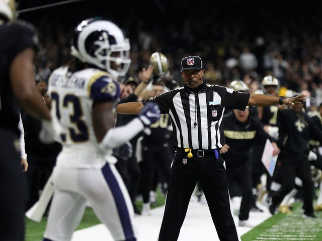 How are you feeling about the NFL's new PI replay rule so far?