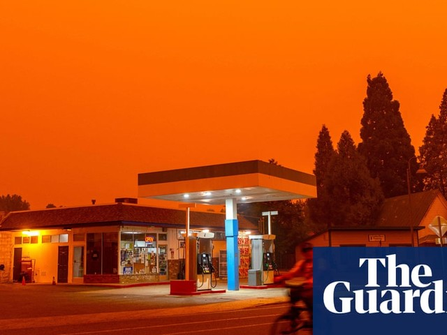 At least 85 wildfires torch 1.5m acres across drought-hit US west